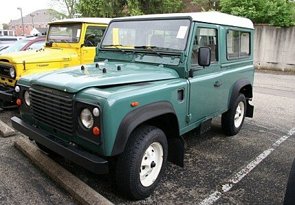 1987 Land Rover Defender for sale 100879282