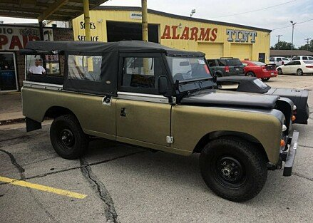 1987 Land Rover Defender for sale 100914922