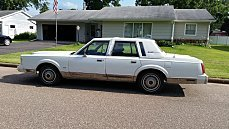 1987 Lincoln Town Car Signature for sale 100849584