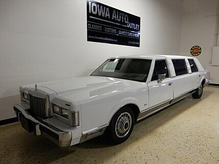 1987 Lincoln Town Car for sale 100906844