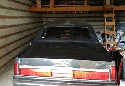 1987 Lincoln Town Car for sale 100917249
