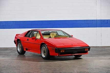 1987 Lotus Esprit Turbo for sale 100836347