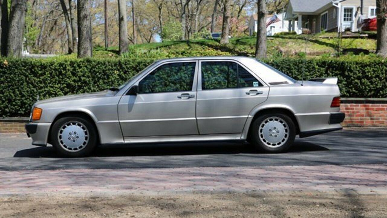 1987 mercedes benz 190e 2 3 16 for sale near riverhead for Mercedes benz for sale ny