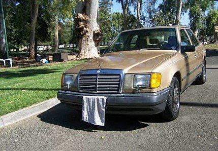 1987 Mercedes-Benz 300D for sale 100817439