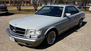 1987 Mercedes-Benz 560SEC for sale 100831822