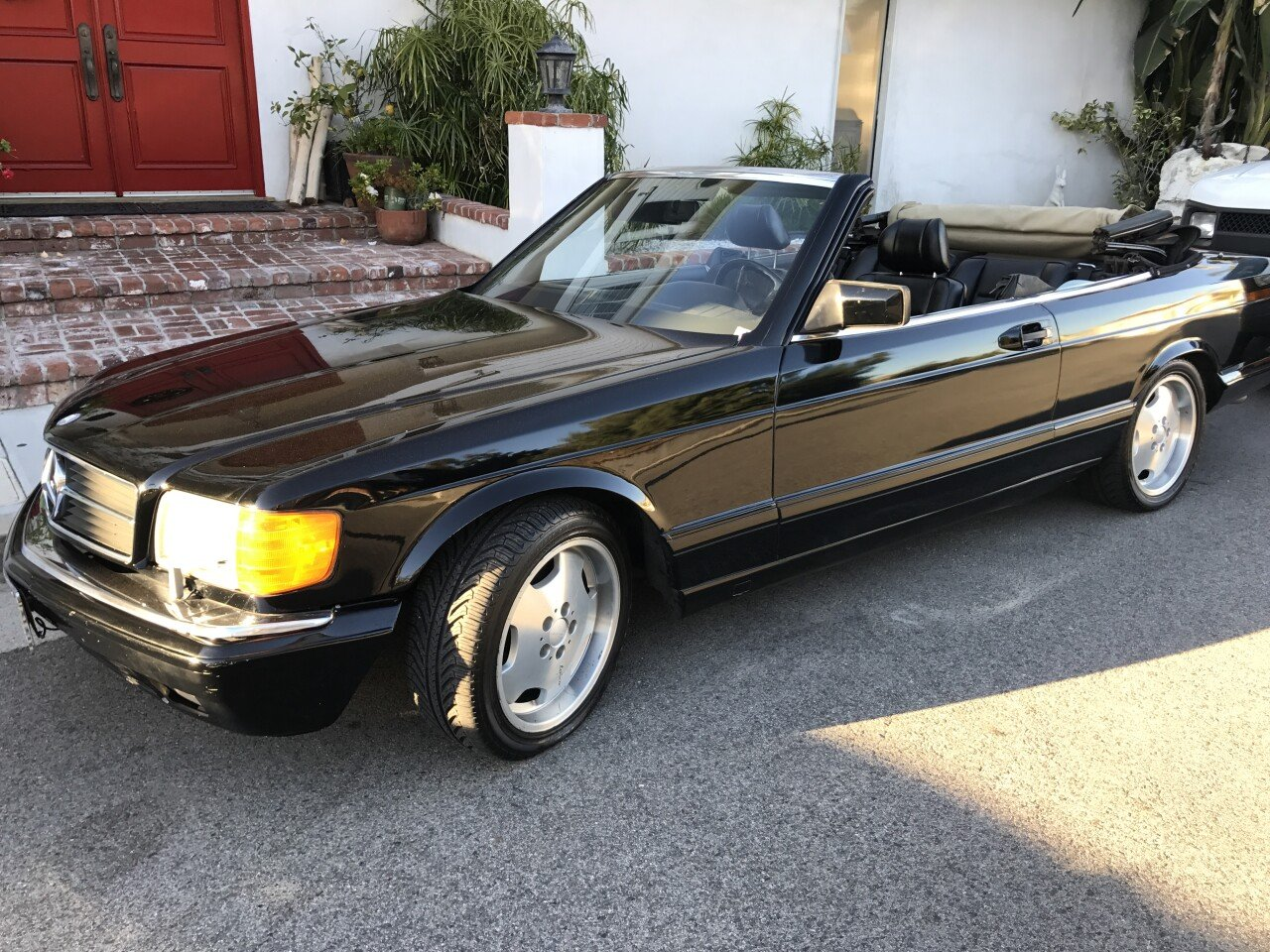 Classic Cars For Sale California Usa: 1987 Mercedes-Benz 560SEC For Sale Near Playa Del Rey