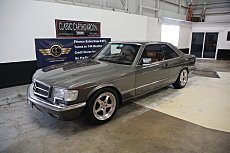 1987 Mercedes-Benz 560SEC for sale 100855662