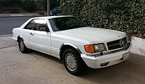 1987 Mercedes-Benz 560SEC for sale 100893160