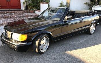 1987 Mercedes-Benz 560SEC for sale 100929609