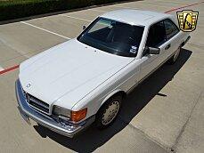 1987 Mercedes-Benz 560SEC for sale 101013327