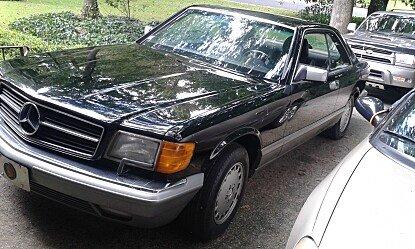 1987 Mercedes-Benz 560SEC for sale 101028017