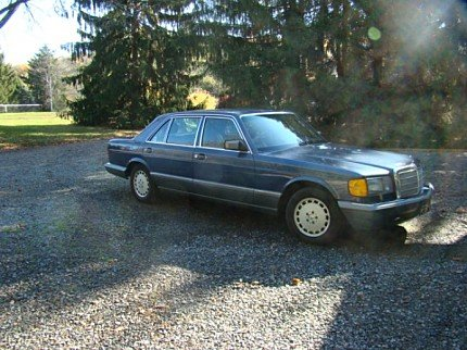1987 Mercedes-Benz 560SEL for sale 100736440
