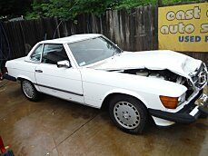 1987 Mercedes-Benz 560SL for sale 100292588