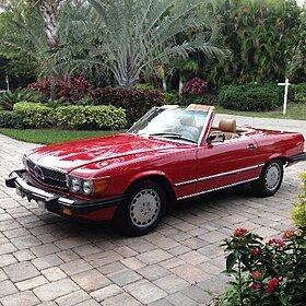 1987 Mercedes-Benz 560SL for sale 100729147