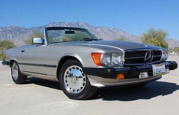 1987 Mercedes-Benz 560SL for sale 100749252