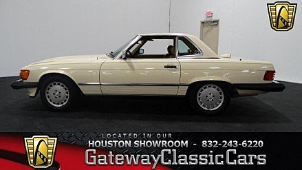 1987 Mercedes-Benz 560SL for sale 100757691