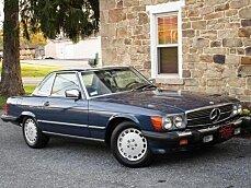1987 Mercedes-Benz 560SL for sale 100759412