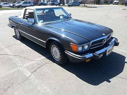 1987 Mercedes-Benz 560SL for sale 100791226