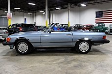 1987 Mercedes-Benz 560SL for sale 100820732