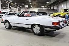 1987 Mercedes-Benz 560SL for sale 100820821