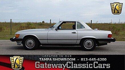1987 Mercedes-Benz 560SL for sale 100821249