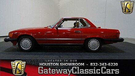 1987 Mercedes-Benz 560SL for sale 100863565