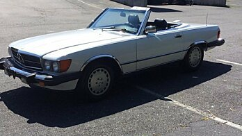 1987 Mercedes-Benz 560SL for sale 100785646