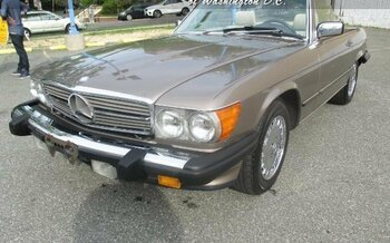 1987 Mercedes-Benz 560SL for sale 100866708