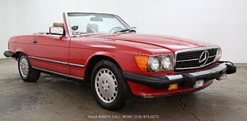 1987 Mercedes-Benz 560SL for sale 100878350