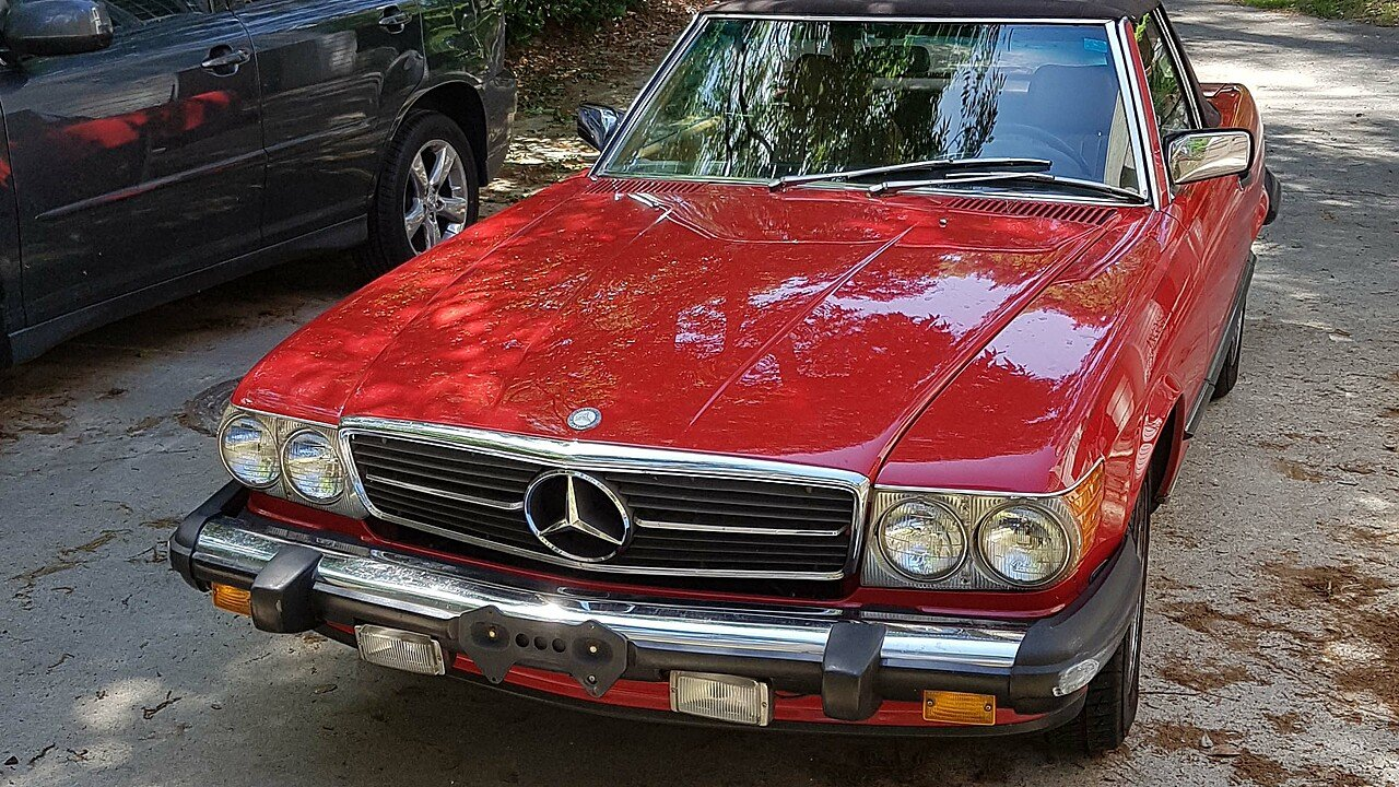 1987 Mercedes-Benz 560SL for sale 100881840