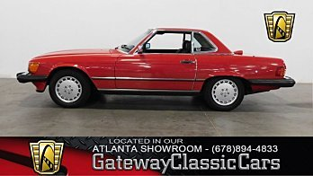 1987 Mercedes-Benz 560SL for sale 100888105