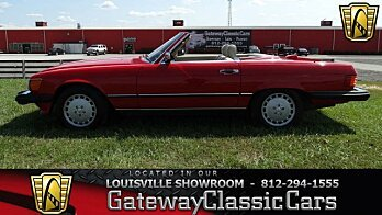 1987 Mercedes-Benz 560SL for sale 100906442