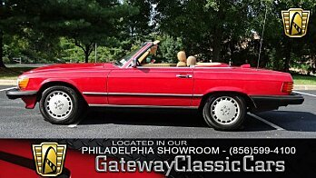 1987 Mercedes-Benz 560SL for sale 100921658