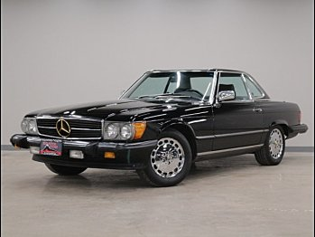 1987 Mercedes-Benz 560SL for sale 100960213
