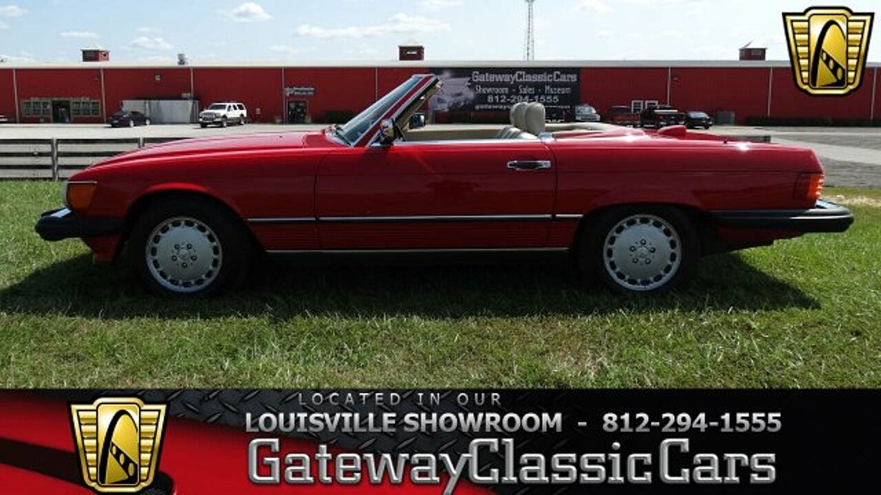 1987 Mercedes-Benz 560SL for sale 100964612