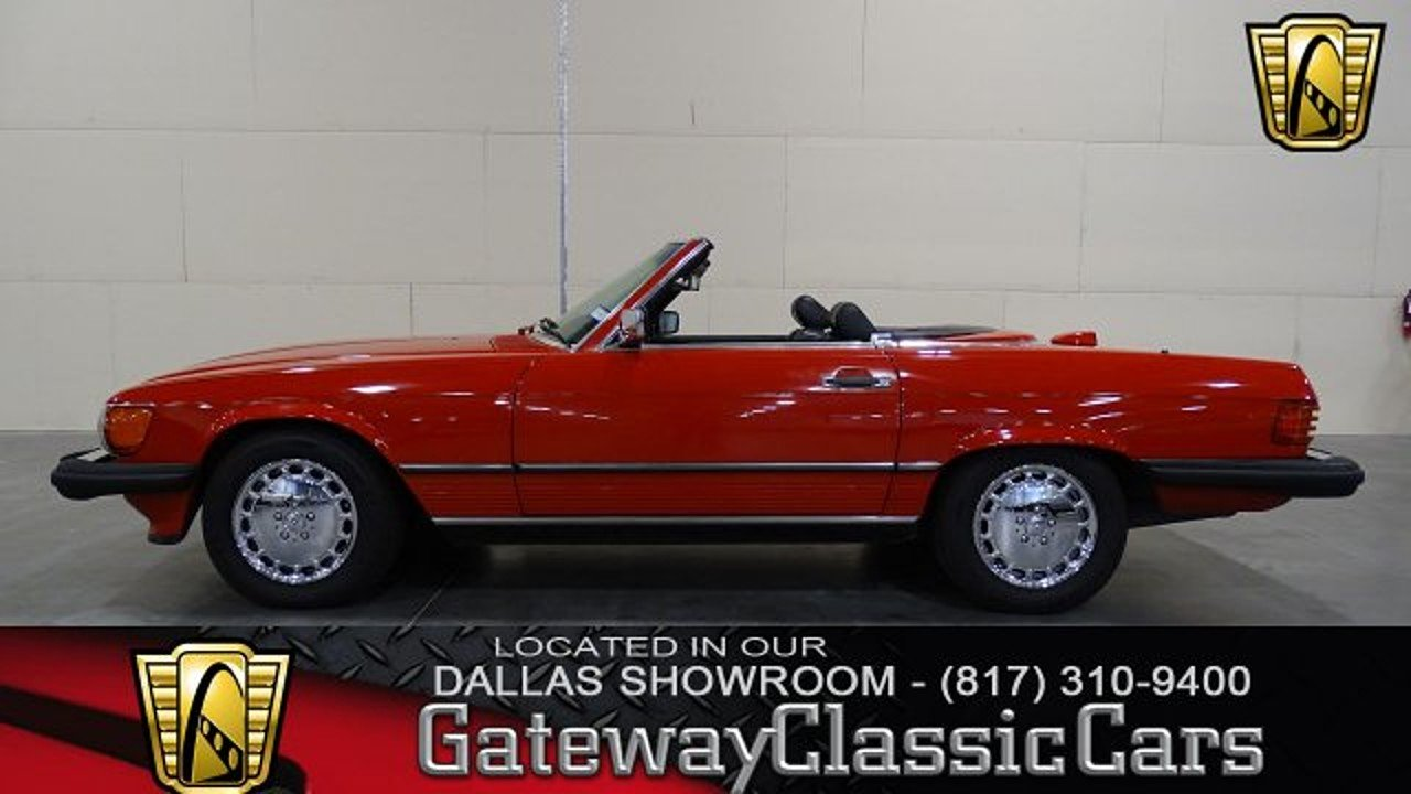 1987 Mercedes-Benz 560SL for sale 100964850