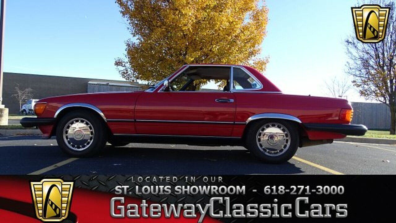 1987 Mercedes-Benz 560SL for sale 100964870