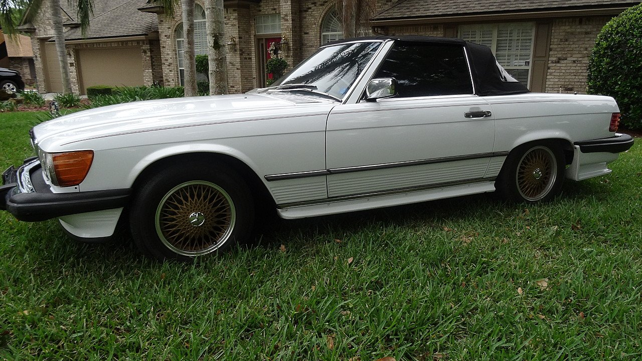 1987 Mercedes-Benz 560SL for sale 100992599