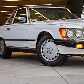 1987 Mercedes-Benz 560SL for sale 100778042