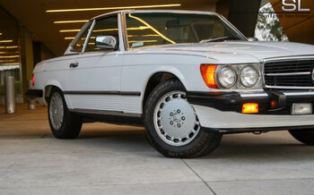 1987 Mercedes-Benz 560SL for sale 100778042