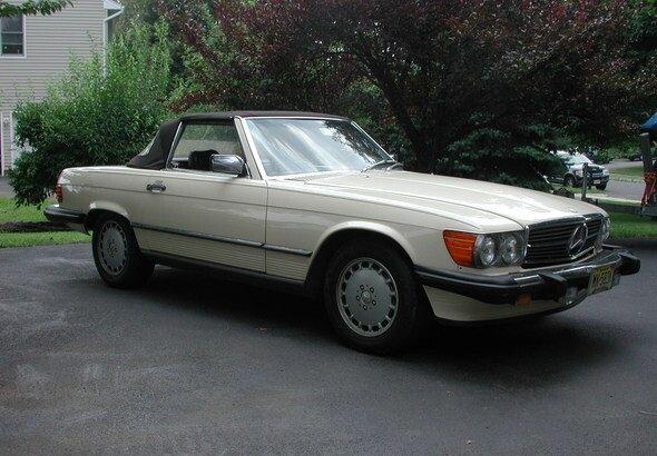 1987 Mercedes Benz 560sl Classics For Sale Classics On Autotrader