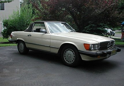 1987 Mercedes-Benz 560SL for sale 100791577