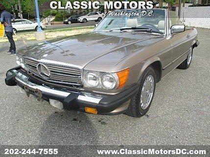 1987 Mercedes-Benz 560SL for sale 100866708