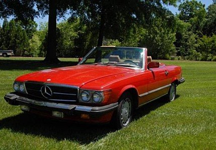 1987 Mercedes-Benz 560SL for sale 100874401