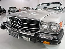 1987 Mercedes-Benz 560SL for sale 100874416
