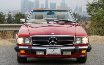 1987 Mercedes-Benz 560SL for sale 100877003