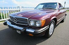 1987 Mercedes-Benz 560SL for sale 100877027
