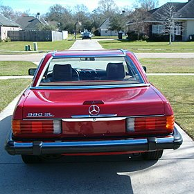 1987 Mercedes-Benz 560SL for sale 100880997