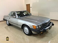 1987 Mercedes-Benz 560SL for sale 100884799