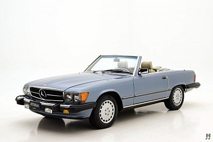 1987 Mercedes-Benz 560SL for sale 100885688